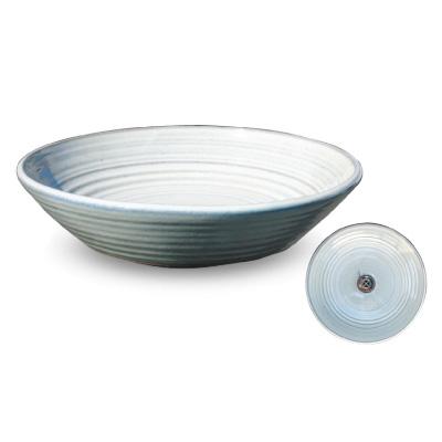【水鉢】国成窯手水鉢 ※排水金具付 おしゃれ ニッコー