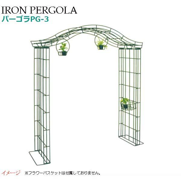 【オンリーワン】IRON PERGOLA アイアンパーゴラ TM3-PG-3戸建て お庭 パーゴラ ガーデンアーチ アイアンアーチ ガーデンパーゴラ【送料無料】