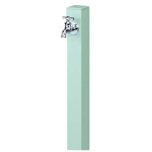 【立水栓ユニット】コロル 色:ミント(MNT) お庭 や テラス におしゃれな 立水栓!高品質 な ニッコー の 立水栓ユニット を お求めやすい価格 で!
