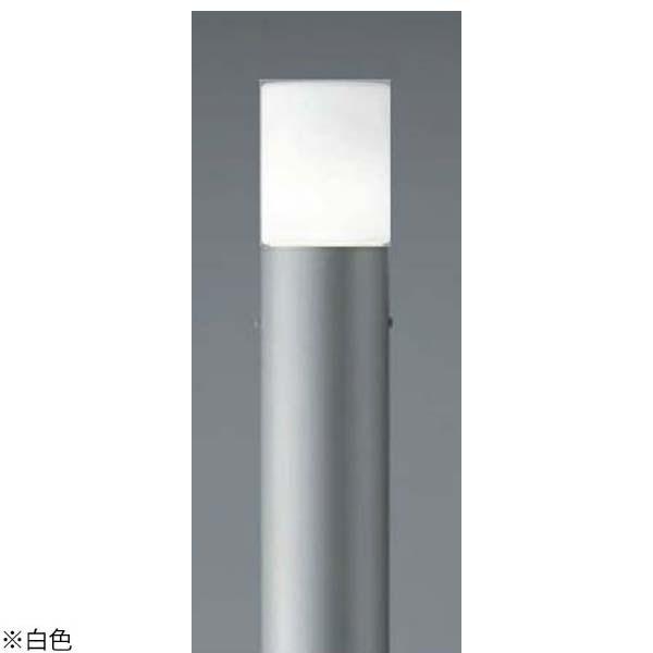 【エクステリア 照明】ポージィポールライトUA 01006 11 LED (白色) 色:シルバー ユニソン エントランス を照らす ポールライト をお求めやすい価格で! 【送料無料!】