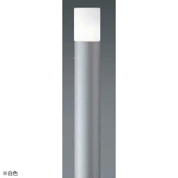 【エクステリア 照明】ポージィポールライトUA 01005 11 LED (白色) 色:シルバー ユニソン エントランス を照らす ポールライト をお求めやすい価格で! 【送料無料!】