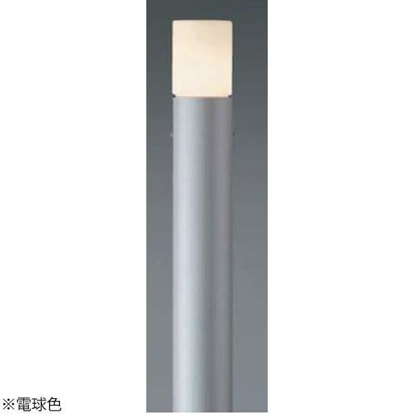 【エクステリア 照明】ポージィポールライトUA 01005 12 LED (電球色) 色:シルバー ユニソン エントランス を照らす ポールライト をお求めやすい価格で! 【送料無料!】