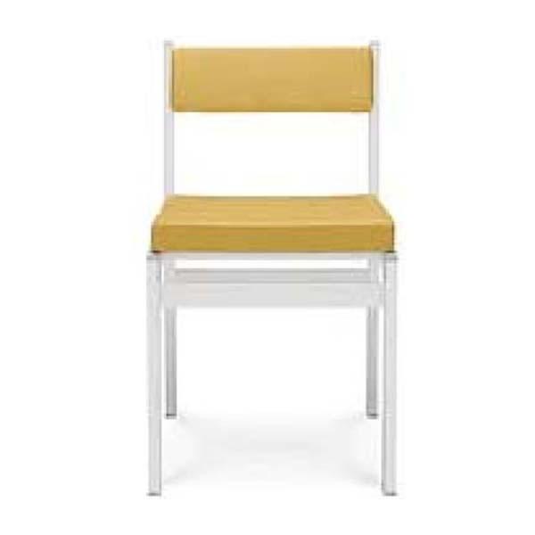 【ガーデンファニチャー】ReunaレウーナチェアA10(色:エッグ) テラス や ガーデンルーム の 空間演出にカジュアル な デザイン の ガーデンファニチャー|ガーデン チェア ガーデンチェアー バルコニー ベランダ テラス カフェ イス 椅子【送料無料】