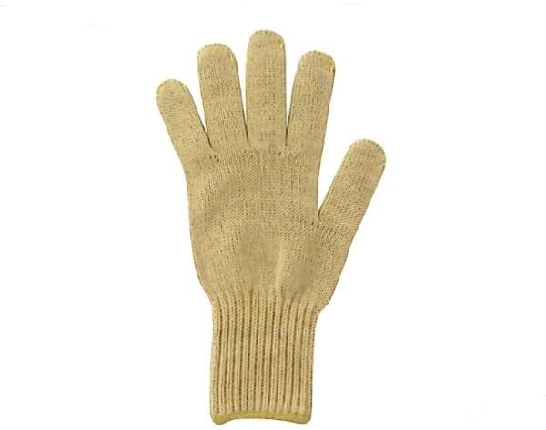 川西工業【KAWANISHI】作業手袋/軍手 2553 ケブラー綿 7ゲージ Fサイズ(イエロー) 1組×12セット