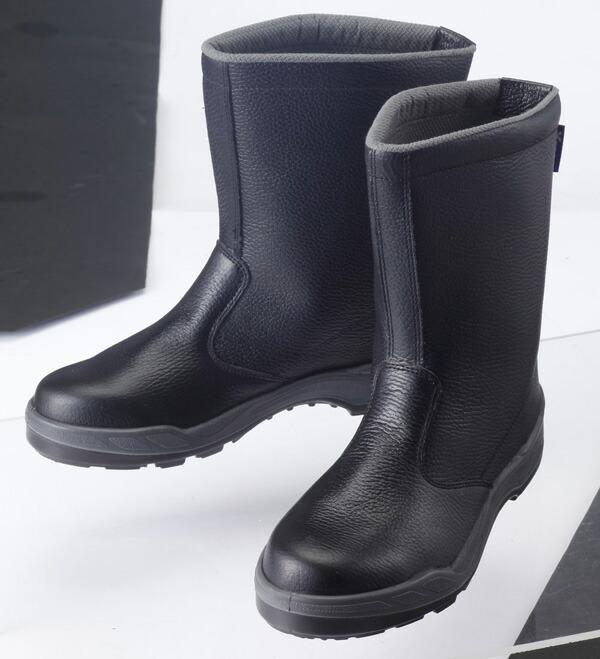 ジーベック 【XEBEC】 85024 半長靴(先芯あり) 24~29cm
