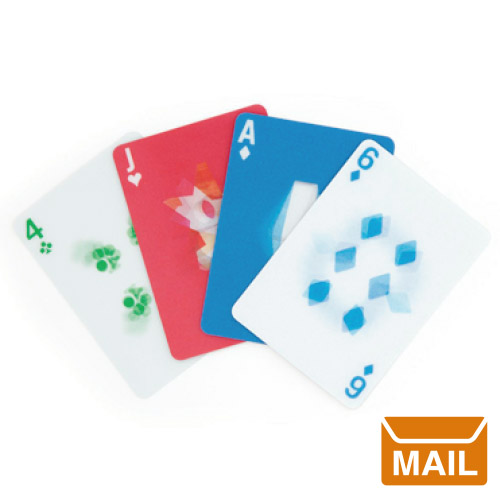 トランプ マジック / トランプの絵柄、全てが個性的に動くモーショントランプ。いつものゲームも、もっと楽しくなるかもしれません。 おもしろ雑貨 海外 プレゼント コレクション  【 メール便 】 トランプ カード おしゃれ 絵柄が動く モーション カード 【 KIKKERLAND/キッカーランド 】 Motion Cards プレイングカード  / WakuWaku