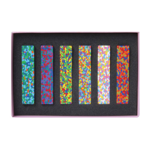 おもしろ 完全送料無料 文房具 クレヨン 一本のクレヨンから想いもよらない豊かな色が生まれる ドットクレヨン 様々な色合いからなるモザイク状の美しいカラーチップを凝縮したクレヨン メール便 スピード対応 全国送料無料 カラフル ドットフラワーズクレヨン ドットミュゼクレヨン Musee Crayon 色が混ざったような AOZORA Flowers WakuWaku あおぞら モザイク Dot
