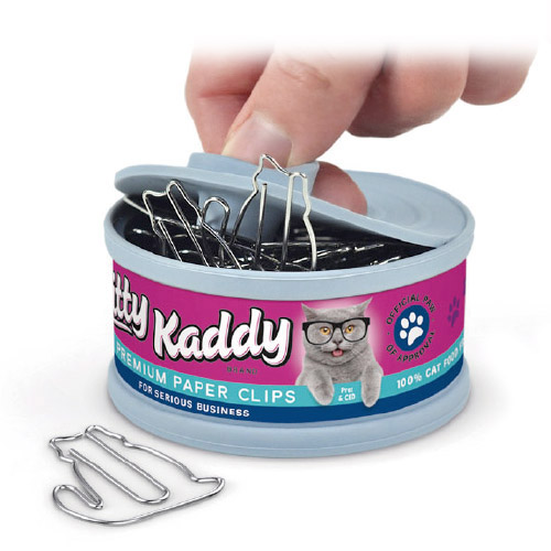 FRED/ネコ缶クリップマグネット