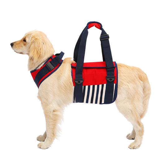 学生服の「トンボ」が犬用歩行補助ハーネスを開発しました。 犬 歩行補助ハーネス 介護 ハーネス 胴輪 LaLaWalk ララウォーク 大型犬用 ナチュラルマリン SS/S/M/L/LL いぬ イヌ 老犬 介護用品 散歩 大型 ドッグハーネス 介護用 補助器具 ハーネス リード 歩行補助 胴輪 ラブラドール シェパード 大きめシバ 犬用 介護