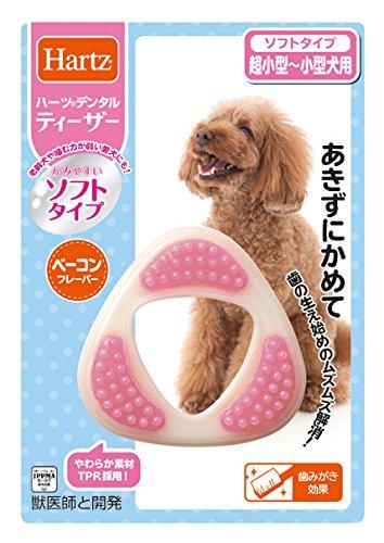 ハーツ (Hartz) デンタル ティーザーソフトタイプ 超小型犬用
