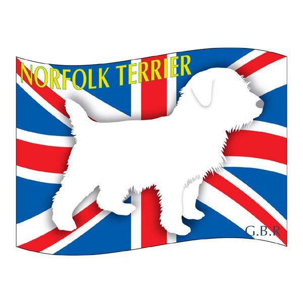 犬の産出国の国旗がバックでカッコいい ノ-フォ-クテリア 舗 グッズ ステッカーはた《Lサイズ》 ステッカー シール デカール シルエット 車 影 スーツケース リア カー いぬ 犬 アクセサリー イヌ 一部予約 バイク