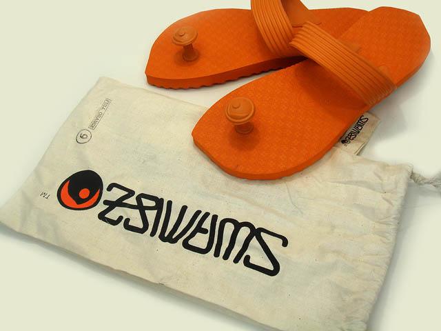 鉚接的目光! 傳統的印度與澳大利亞設計觸發器哲人 (Swamisz) 中性橙色