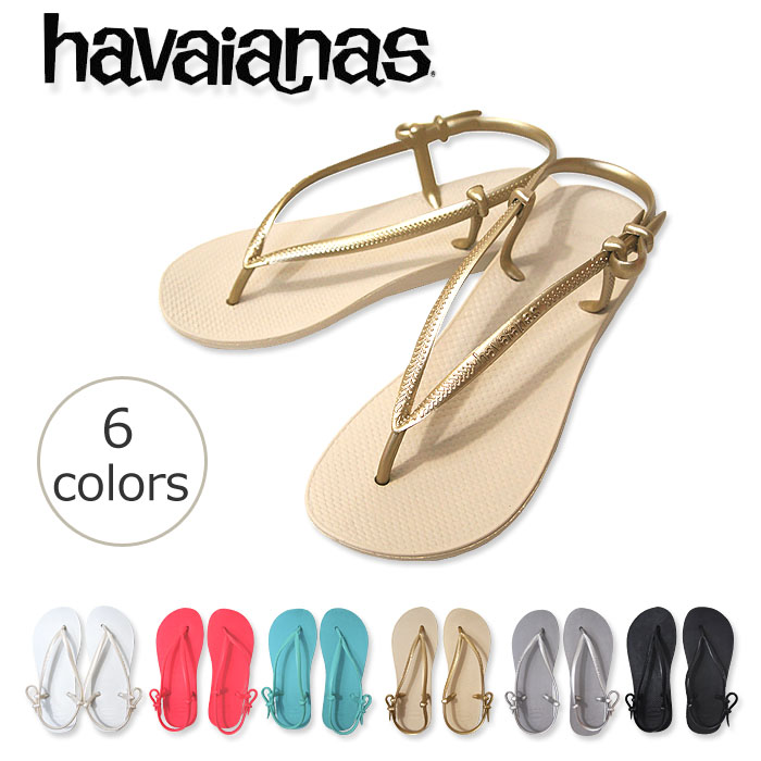 70e64032f1daca havaianas luna (LUNA) Lady s woman business latest for beach sandal 2