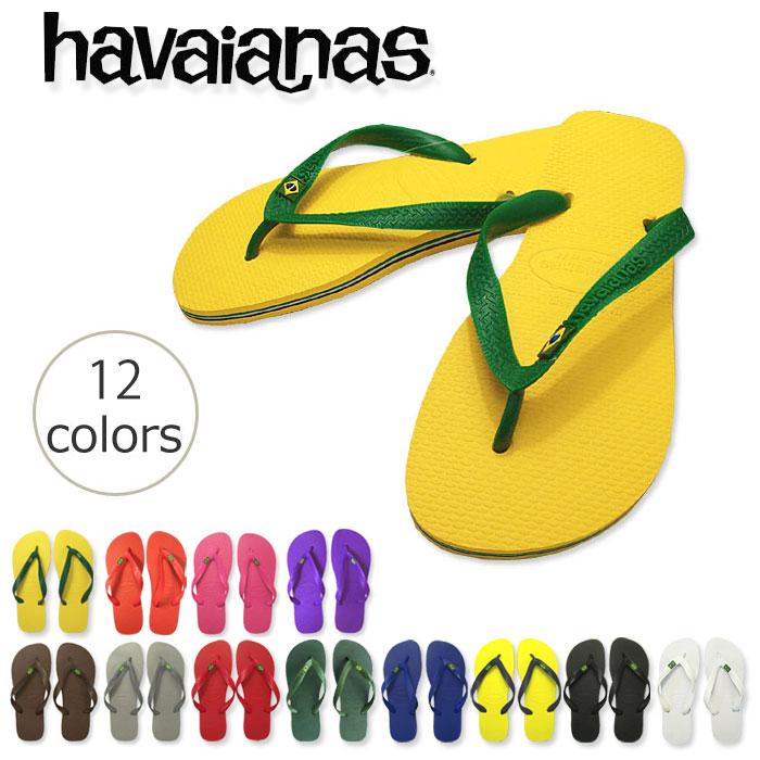 havaianas BRASIL The World's Best Rubber Flip Flops