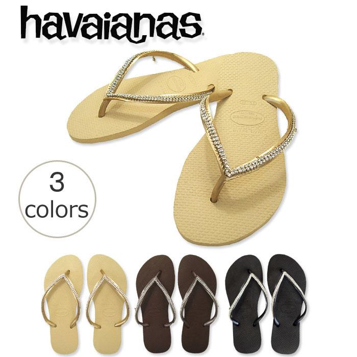 f32b4406f5e7 Rubber Forest Flip Flops Store  Beach sandal havaianas slim crystal ...