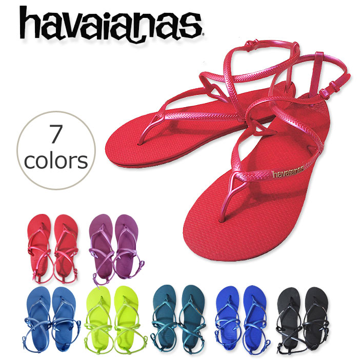 1f2e2ecc238e8 I cut it because of the old product for the beach sandal havaianas Grace  (GRACE) Lady s woman