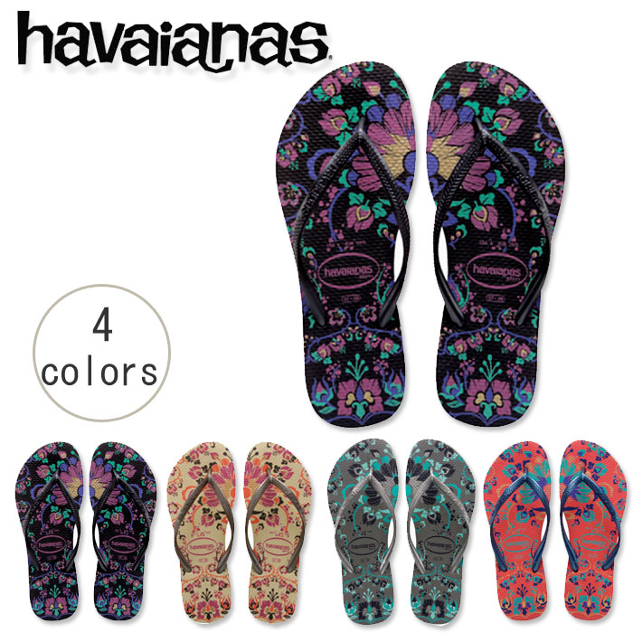 62e2b6193664 I cut it because of the old product for the beach sandal havaianas slim  パラディーゾ (SLIM PARADISO) Lady s woman