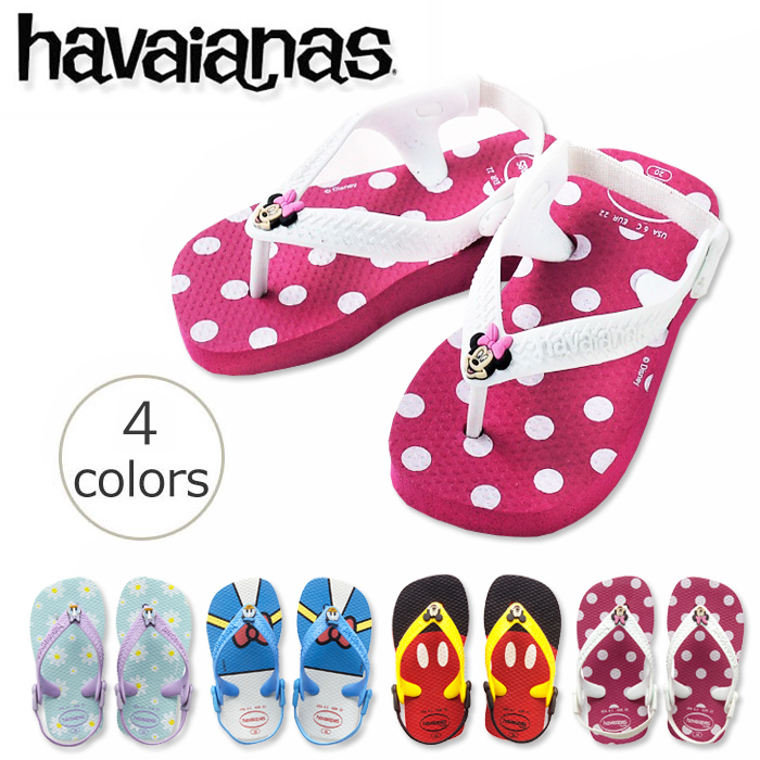 Disney Baby Rubber Forest Flops StoreHavaianas Classical Flip fb6gyY7