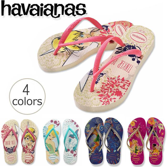 af8e338a1 Rubber Forest Flip Flops Store  Kids Kids Kids slim Tinkerbell Disney flip  flops havaianas ( KIDS SLIM TINKEBELL )