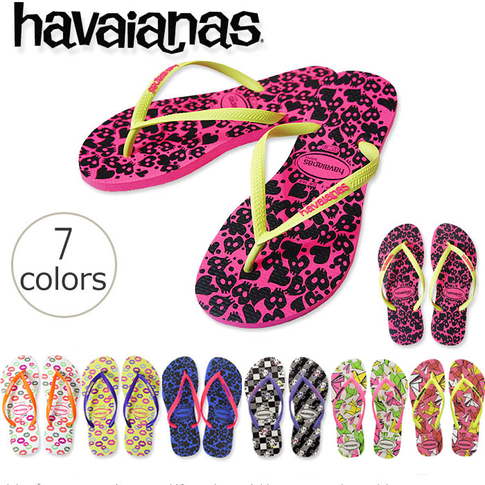 48aac45b75c9 Rubber Forest Flip Flops Store  Beach sandal havaianas slim cool ...
