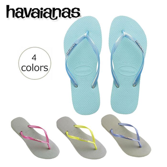 4801f7df71d0a Beach Sandals 2016 products havaianas slim logometallick (H.SLIM LOGO  METALLIC) women s Dancewear