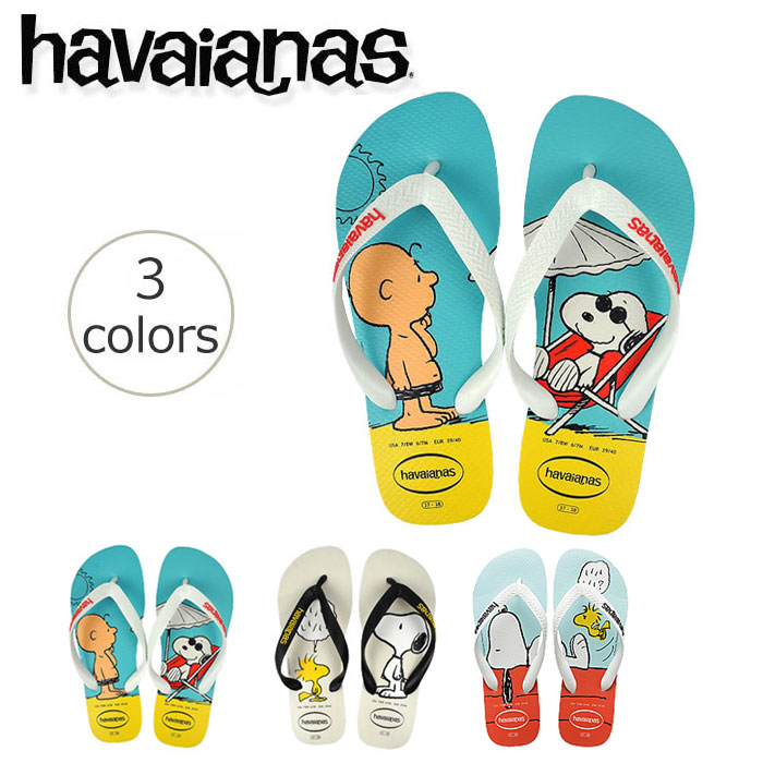 "3 Colours HAVAIANAS /""SPRING/"" WOMENS FLIP FLOPS"