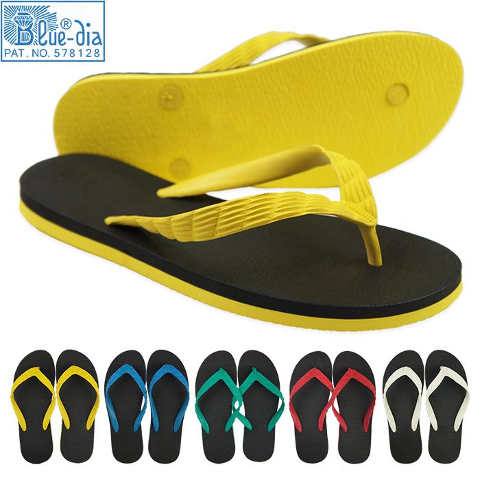 bdb7106efefd Beach Sandals DIA internal and external rubber black heaven Womens women s  world s first