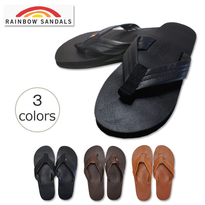 3cf410fb2af8 The rainbow sandals (RAINBOW SANDALS) 301ALTS CL unisex sandals which taste  is reflected on so as I wear it