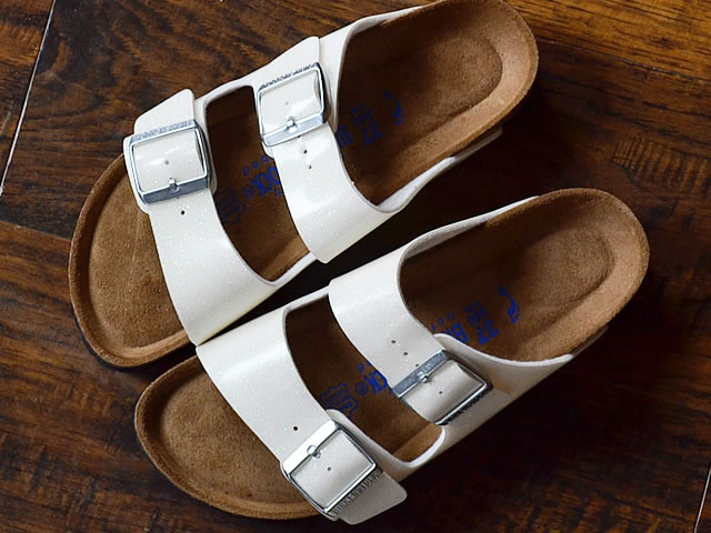 BIRKENSTOCK ビルケンシュトック ARIZONA アリゾナ マジックギャラクシーホワイト レディース 靴 サンダル シューズ