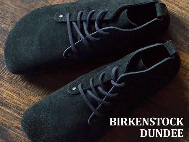 BIRKENSTOCK ビルケンシュトック DUNDEE ダンディー ブラック 靴 シューズ ビジネス コンフォート 【smtb-TD】【saitama】