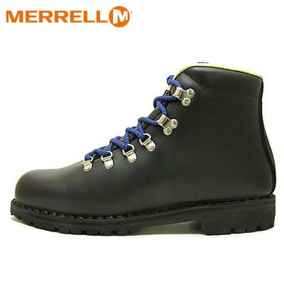 【5/5限定・カードでPOINT10倍・要エントリー】MERRELL メレル ウィルダーネス ブラック WILDERNESS BLACK [靴・マウンテン ブーツ・シューズ]
