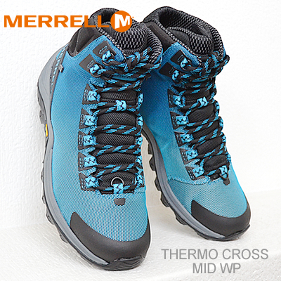 【あす楽対応】メレル サーモ クロスオーバー ミッド ウォータープルーフ スノーストーム MERRELL THERMO CROSSOVER MID WATERPROOF SNOWSTORM 防水 靴 スニーカー シューズ
