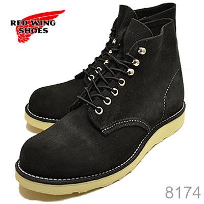 RED WING レッドウィング ブーツ8174 クラシック ワーク/6インチ ラウンド トゥRW-8174 CLASSIC WORK/6