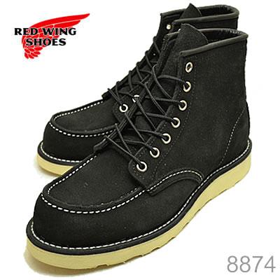 RED WING レッドウィング ブーツ8874 クラシック ワーク/6インチ モック トゥRW-8874 CLASSIC WORK/6