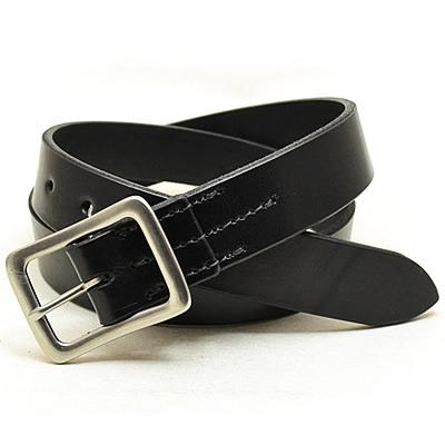 【5/5限定・カードでPOINT19倍・要エントリー】RED WING(レッド ウィング) Heritage Belt(ヘリテージベルト) /Leather Belt type2(レザーベルト タイプ2)【32mm幅】 Black(ブラック)[USA/米国製]