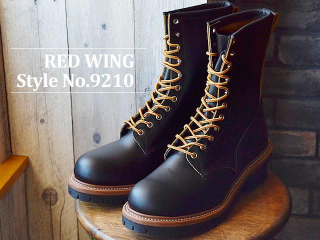 RED WING レッドウィング 9210 9