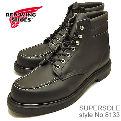 RED WING(レッド ウイング)8133E《SUPERSOLE/6