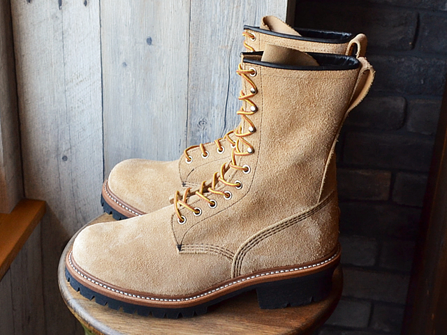 Red Wing Weekender Chukka Leder Casual Lace-Up Ankle Derby Herren Stiefel