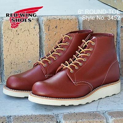 RED WING レッドウィング 3452 WOMEN'S 6