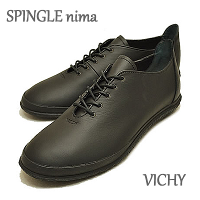 SPINGLE MOVE スピングルムーヴ スピングルムーブ SPINGLE nima スピングルニーマ VICHY NIMA-123 BLACK ブラック 靴 レディーススニーカー シューズ スピングル