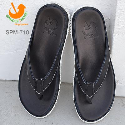 SPINGLE MOVE スピングルムーヴ スピングルムーブ SPM-710 NAVY ネイビー 靴 スニーカー シューズ クロッグ スピングル