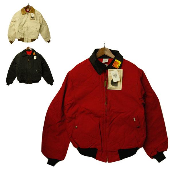 カーハート(carhartt)ダックジャケット ブルゾン メンズ【USAデッドストック】100周年記念モデル,アメカジ,希少,ナチュラル,限定