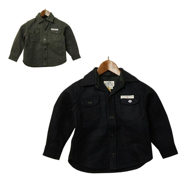LabradorRetriever(ラブラドールレトリーバー)キッズのメルトンCPO ジャケット,シンプル,きれいめ,カジュアル,未使用,レア,希少,子供服