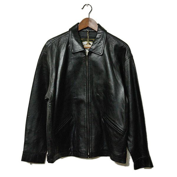 レザージャケット メンズ 本革ジャケット ブラック【セール】【アウトレット】カジュアル,きれいめ,かっこいい,キレカジ,羊革,シンプル