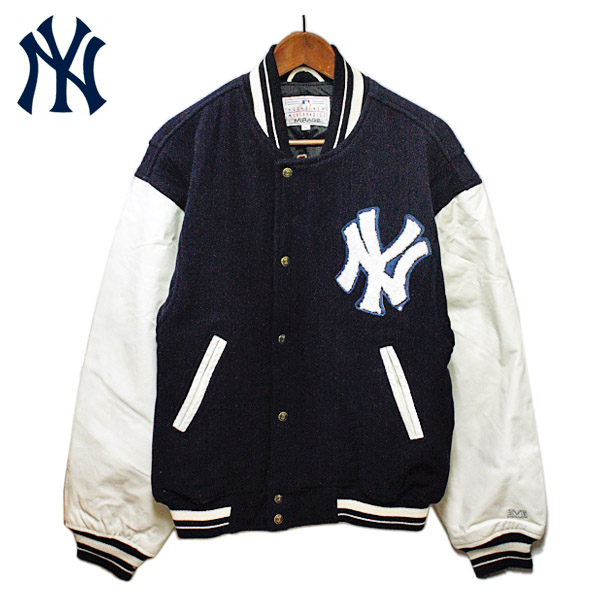 WALK | Rakuten Global Market: MLB Stadium jacket mens leather ...