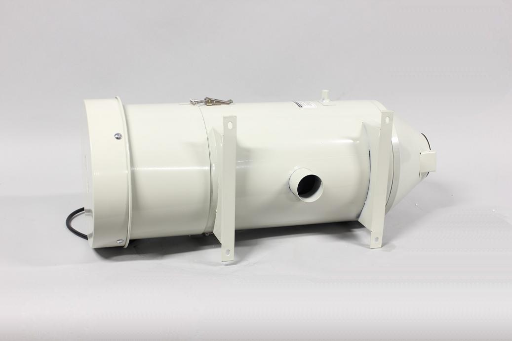 【大型商品・送料無料対象外】キャビネット用汎用集塵機(白)(k769w)