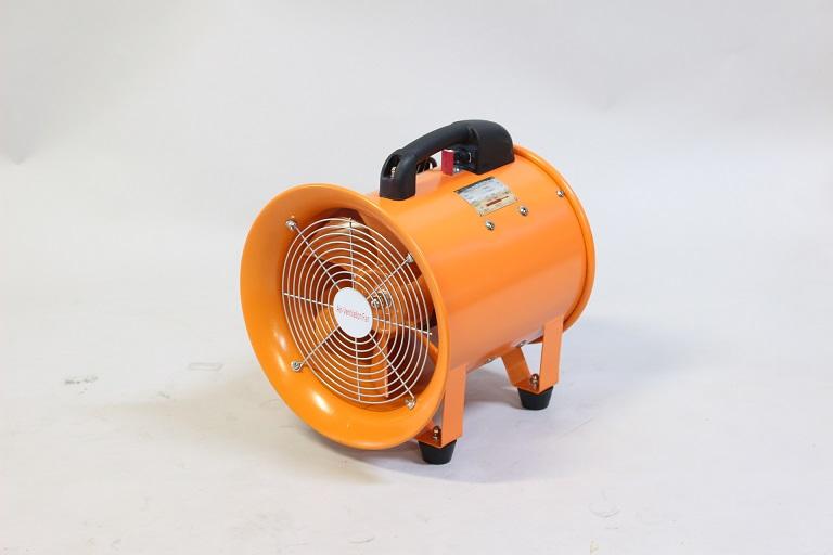 【期間限定!商品代金15000円以上で送料無料】k1214 253mmポータブルファンCTF-25【送風機】