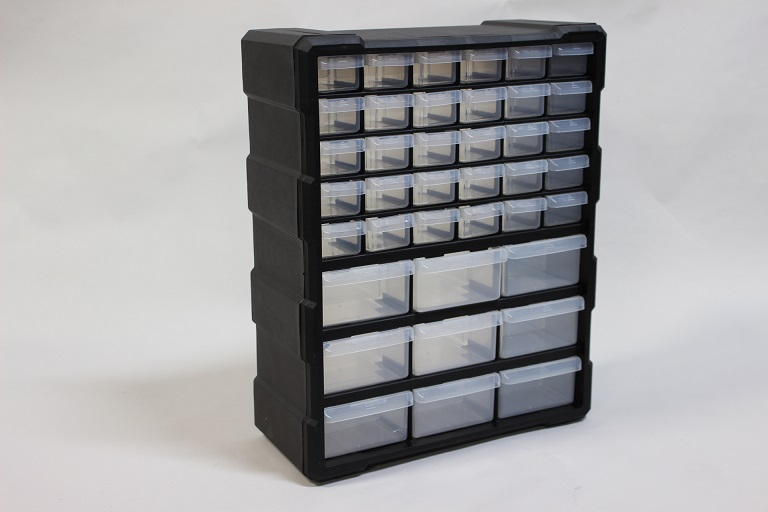 A送料 期間限定 商品代金15000円以上で送料無料 k1339 収納 交換無料 国産品 パーツボックスBSS30SL9 パーツケース 小物入れ