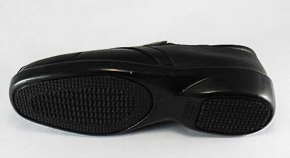SPORTH スポルス7530ブラック4E 婦人靴天然皮革国産Made in JapanroedCxB