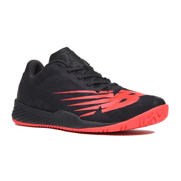 【new balance】MCH896R3ブラック/レッド2E【紳士靴】【テニス】【REVLITE】【NDURE】【オールコート】【Ndurance】
